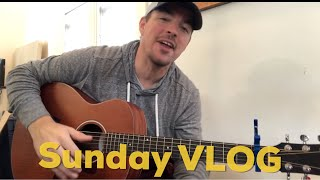 Tequila | Dan + Shay Quick Guitar Lesson | Sunday VLOG | Country Song Teacher