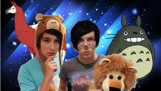 AmazingPhil and Danisnotonfire | Funny Moments!
