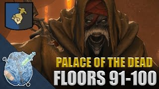 Final Fantasy XIV: Palace of the Dead (Floors 91-100)
