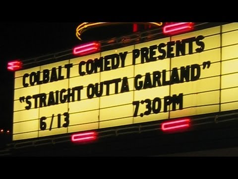 Ashlie Rhey in Straight Outta Garland at The Plaza Theater