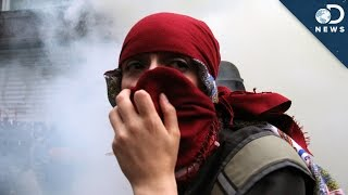 How Tear Gas Affects Your Body