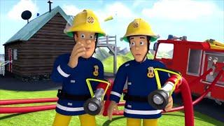 Fireman Sam US 🚒Sam's Secret | Fire Rescue | Best Rescue Compilation 🔥Kids Movie