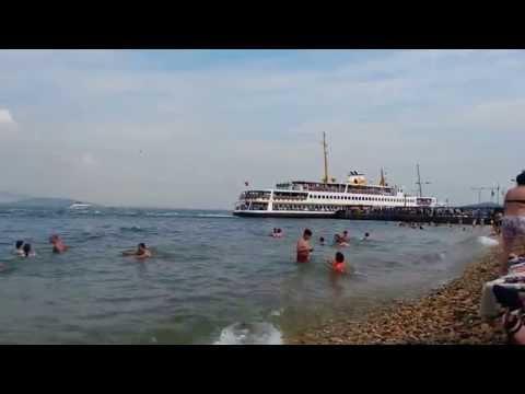 Kınalıada Plajı / istanbul 2015