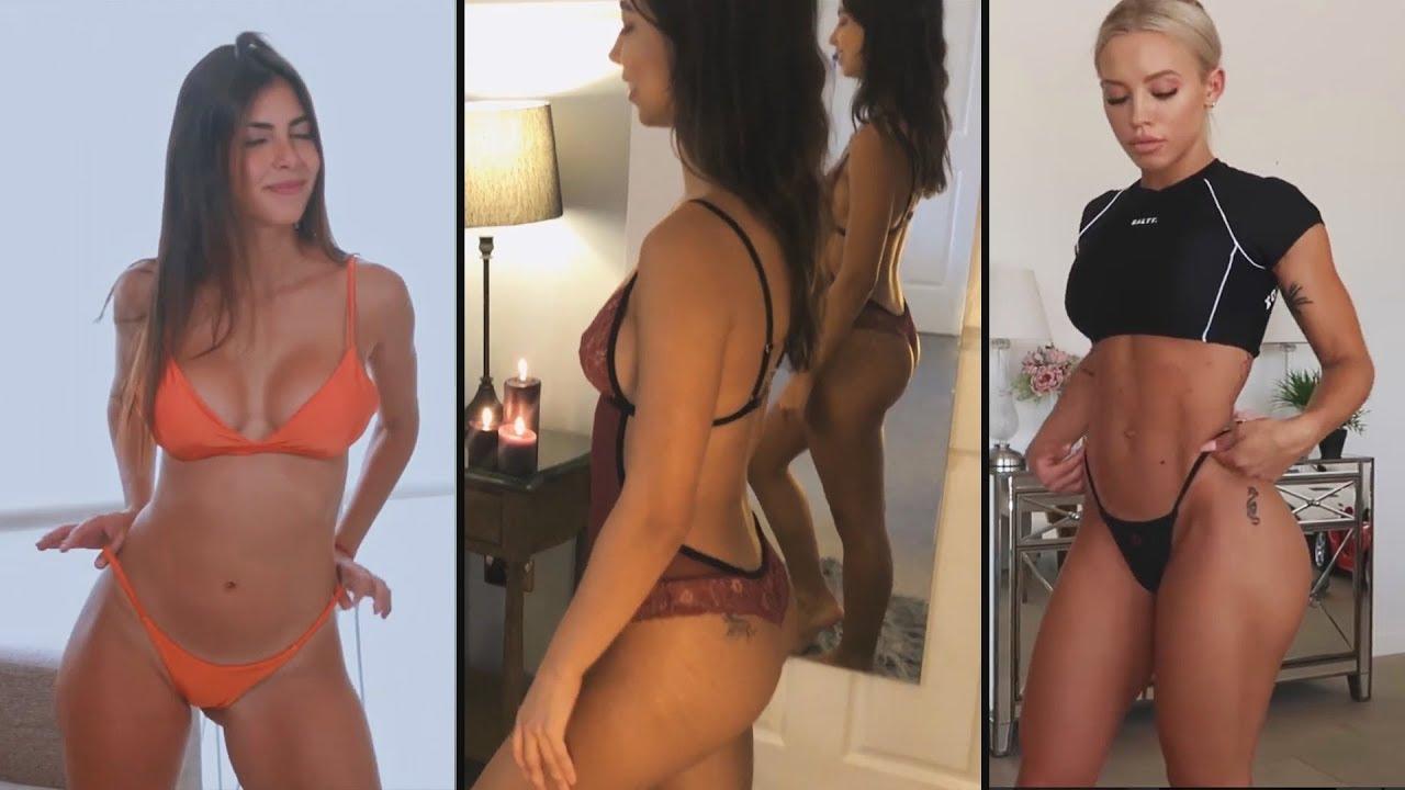Bikini Try On Haul Best Bikinis August  week 2 2019