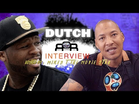 "Major Figgas Dutch says 50 Cent Was Ahead Of His Time ""50 Was Active Before How To Rob"""