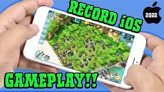 How to Record iOS Gameplay (NO Jailbreak required Screen Recorder)