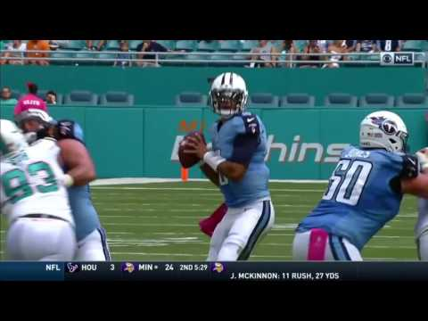Marcus Mariota highlights