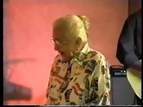 SATE' MADURA   act van Oma & Opa TROUVAT  ( R.I.P.) Salou - Spanje 2004