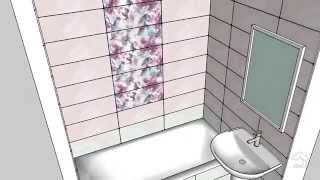видео Программа для дизайна ванной комнаты 3d / Zonavannoi.Ru