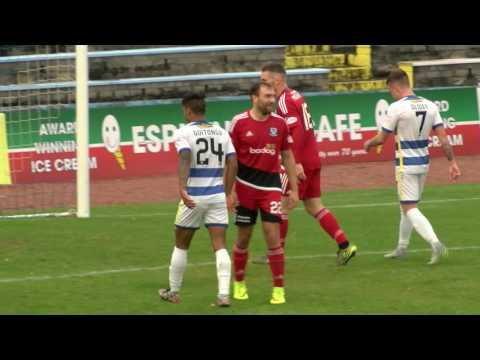 SPFL Championship: Greenock Morton v Ayr United