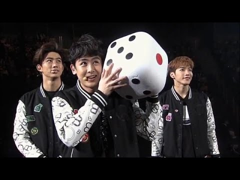 2PM Hottest JP FM 2015 Game Part