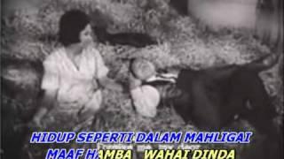 """""""Sedangkan Lidah Lagi Tergigit"""" -Zamhari & Saloma versi filem """"Tiga Abdul"""""""