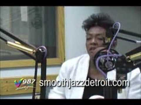 Anita Baker Interview Part 1