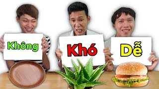 LamTV - The Battle Of Following Is Not Easy | Difficult To Eat - Easy To Eat - Not Eat