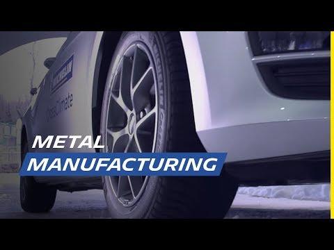 Michelin Metal Additive Manufacturing