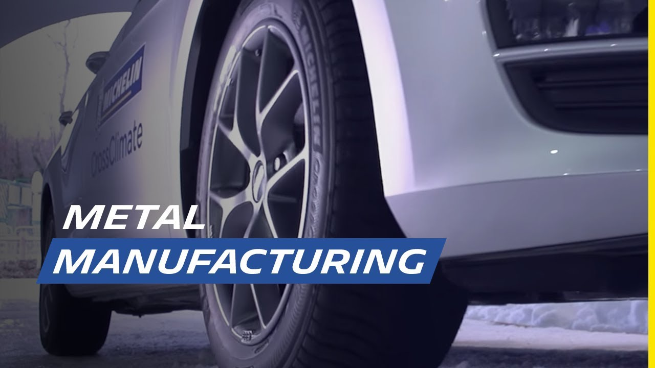 Michelin Metal Additive Manufacturing