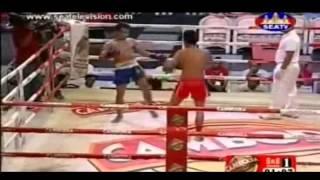 Khmer Boxing Cambodia Beer Award None Stop