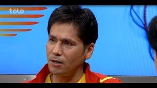 بامداد خوش - ورزشگاه - صحبت ها با حسین صادقی قهرمان فستیوال هنرهای رزمی جهان
