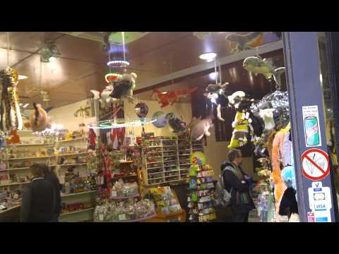The coolest toy store on Amsterdam