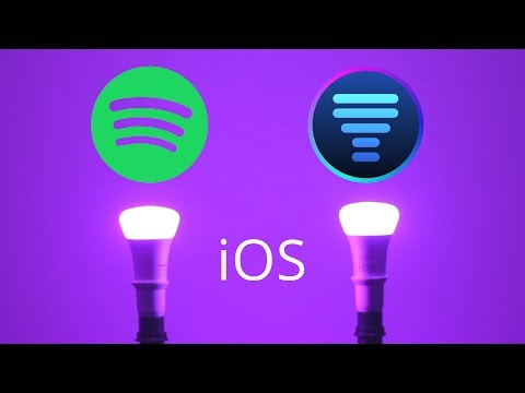 ILightShow - Spotify & Philips Hue