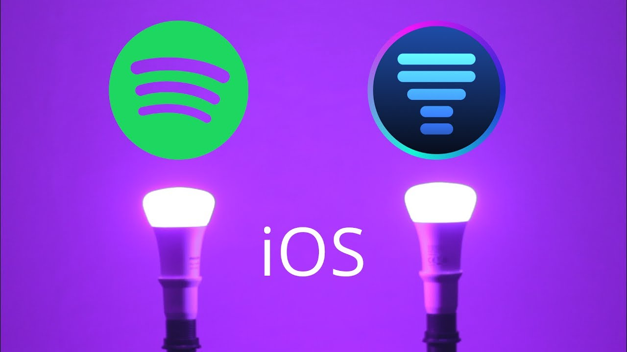 How to Sync Philips Hue with Spotify Music - Hue Home Lighting