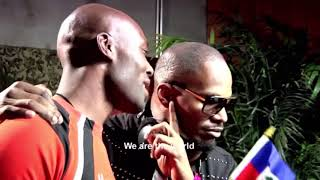 Download WeAreTheWorld 25 for haiti • behind the scenes • part 9 Mp3 and Videos