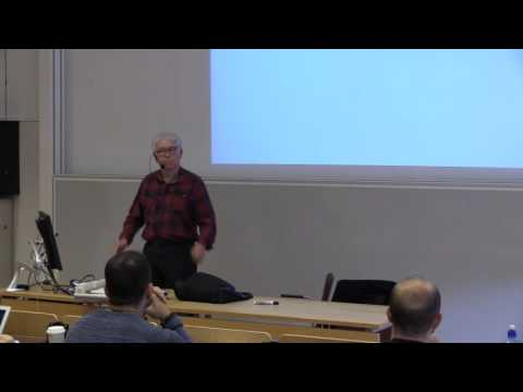 Johan Lönnroth Global Studies lecture 1