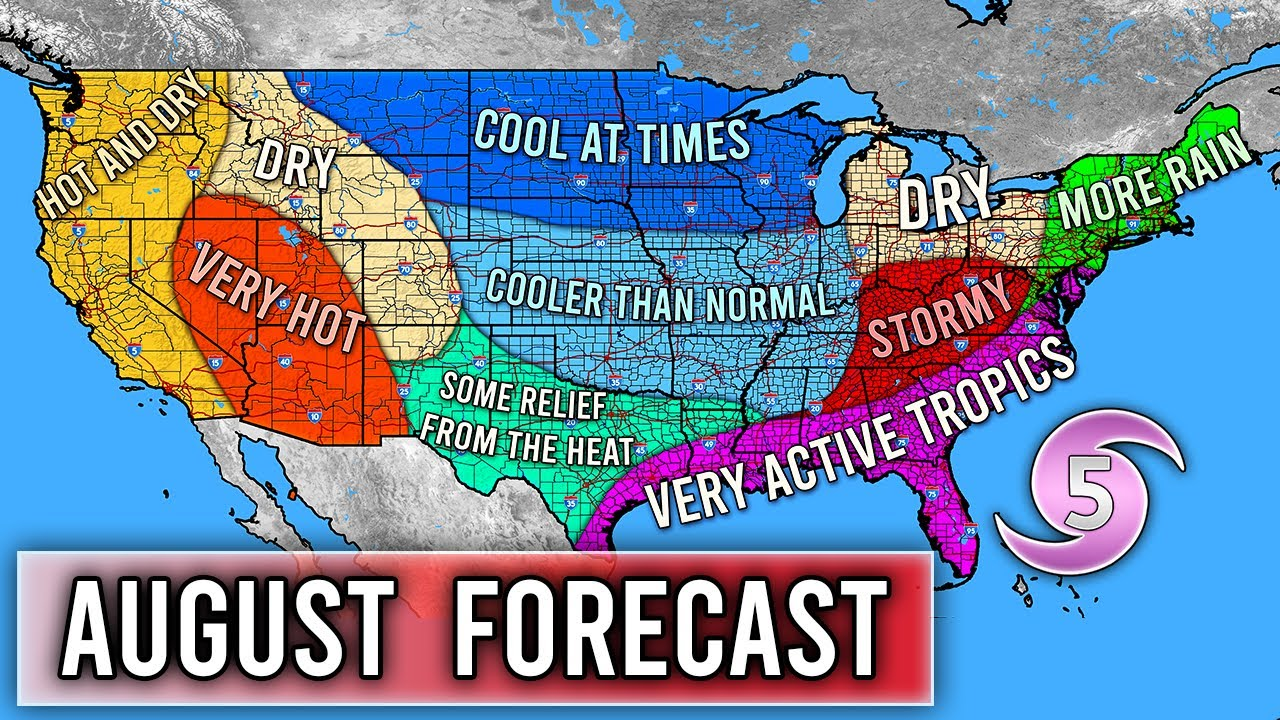 August Forecast 2020
