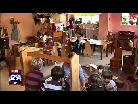 Waldorf Schools: Unplugged on Purpose  (Fox 29 Philly)