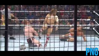 WWE | Elimination Chamber Highlights 2014 |HD|