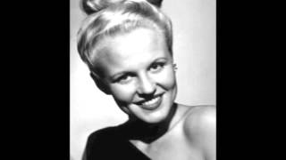 Watch Peggy Lee Its All Over Now video