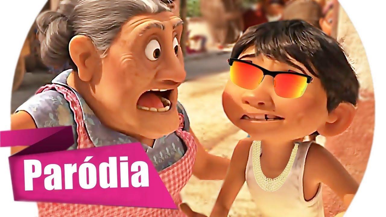 Viva A Vida é Uma Festa Miguel Funkeiro Coco Paródia Youtube