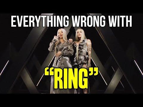 """Everything Wrong With Cardi B - """"Ring ft. Kehlani"""""""