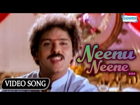 Neenu Neene - Gadibidi Ganda - Ravichandran Top Songs