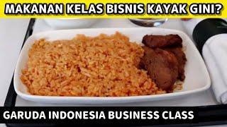 Masya Allah! Kelas Bisnis Garuda Indonesia Downgrade!