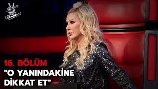 Seda Sayan'dan Hadise'ye uyarı! | O Ses Türkiye 2018
