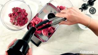 Electric Meat Grinder Demo (MG-100)