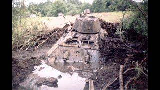 Подъем Т 34 76 Снайпер