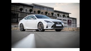 What is covered by Lexus RC car manufacturer warranty?