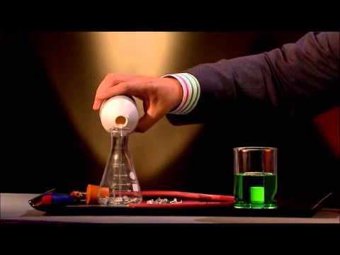 Stephen fry making hydrogen
