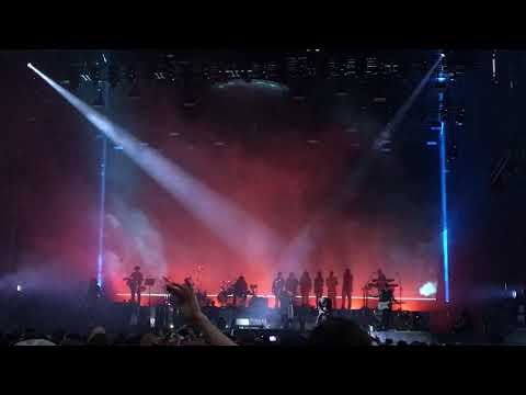 She's My Collar - Gorillaz LIVE at Outside Lands 2017