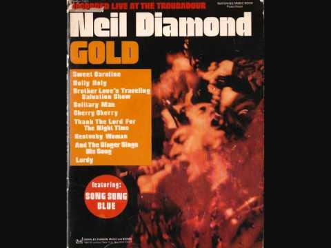 Neil Diamond - Both Sides Now live at the Troubadour 1971
