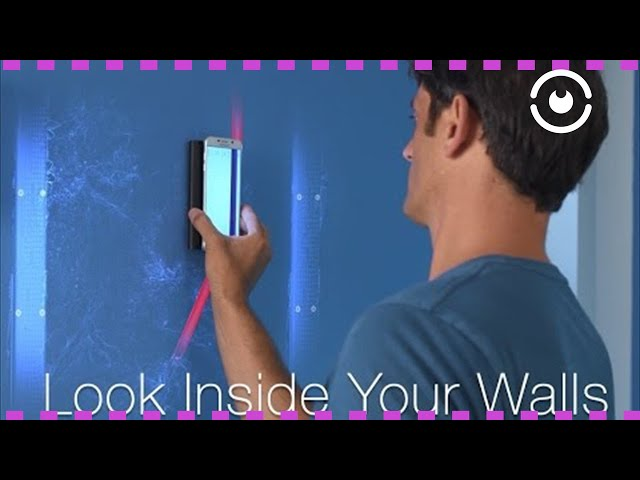 See Through Walls With This Android Phone Device - Simplemost