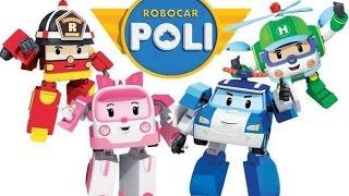 Robocar Poli.Transformation-Robot-Car-Toys. Робокар Поли игрушки из Китая (Распаковка)