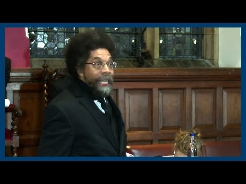 Cornel West   Occupy Wall Street Debate   Oxford Union