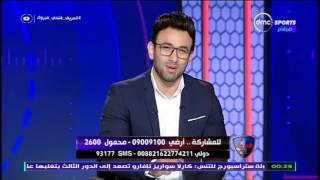 الحريف - فتحي مبروك يرد علي تساؤلات المشاهدين عبر الهاتف مع ابراهيم فايق