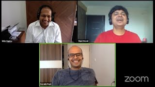 Vipul Goyal, Nitin Gupta (w. Aakash Mehta, Rajasekhar) | Wake Up With Sorabh