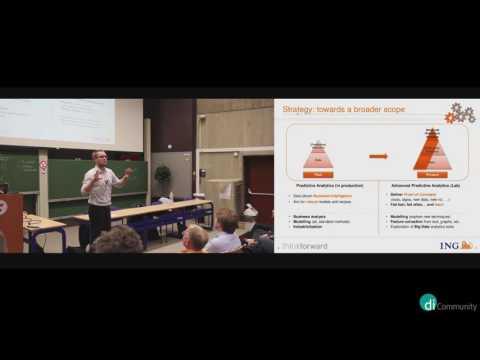 Meetup - Banking - (Advanced) Predictive Analytics @ ING - Meric Potier & Thomas Carette