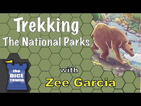Trekking The National Parks Review - with Zee Garcia