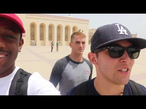Navy sailors tour BAHRAIN